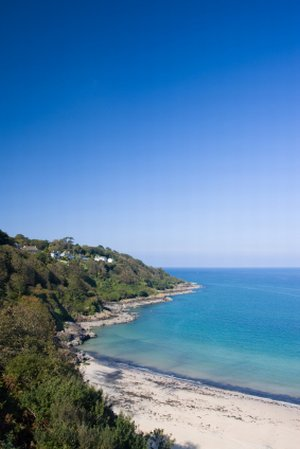 Carbis Bay South West Coast Path Walking Holiday near St Ives Cornwall