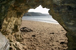 North Cornwall Coast Path walking holidays in south west england uk