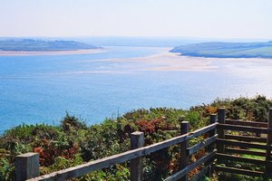 Stepper Point Padstow on the South West Coast Path Walking Holiday