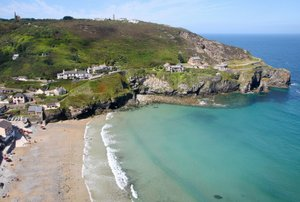 st agnes walking breaks, cornwall walking information, west country walking routes