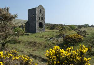 Bodmin Moor Walking Holidays Cornwall Ten Tors Route at Minions