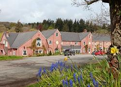 The Fox and Hounds Country Hotel Eggesford