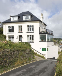 Honeycombe House Mevagissey