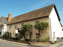 The Cottage B&B Porlock South West Coast Path Walking Holidays UK