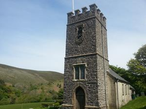 Church of St Mary the Virgin, Oare in Exmoor
