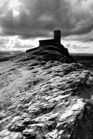 Brentor Church West Devon Way Walking Holidays and breaks Dartmoor