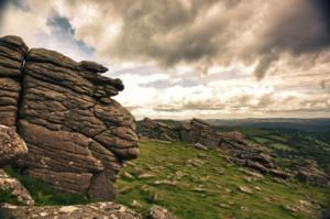 Hounds Tor Dartmoor National Park UK Walking Tours and Expeditions