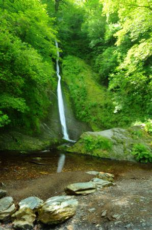 Lydford Gorge on the Dartmoor Way and West Devon Way Walking Holiday