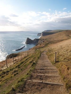 Walking Holidays Dorset Jurassic Coast Path Route UK Trekking and Tours