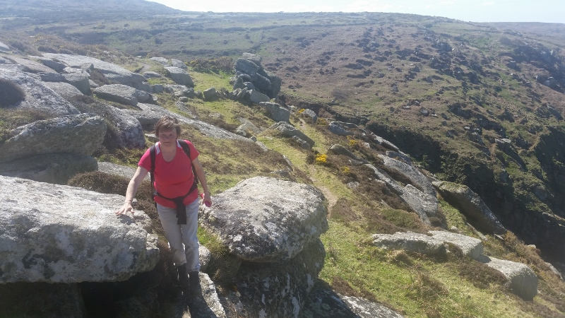 Zennor to St Ives