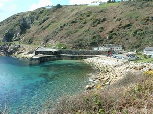lamorna west cornwall coast path walking self guided walking holiday south west coast path