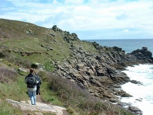 south west coast path walking self guided lands end walking holiday uk national footpaths