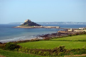 St Michaels Mount Cornwall UK Trekking and Hiking Holidays in England