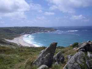 Sennen Cove Walk - Encounter Cornwall Walking Holidays in Cornwall & Walking Short Breaks in Cornwall Walking the Cornwall Coast Path, Walking the South West Coast Path, Walking the Saints Way and Walking the Smugglers Way