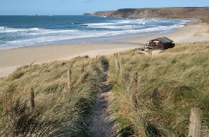 sennen cove walking holidays west cornwall coast path route walking holidays england luggage tranfers cornwall