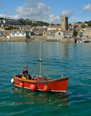st ives walking holidays, uk walking breaks, southwest coast path, long distance footpath cornwall