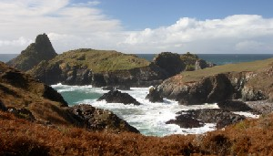 Kynance Cove Lizard SW Coastal Path Cornwall Walking Holidays UK National Trail
