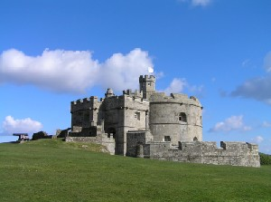 pendennis castle, falmouth UK Walking Holidays Self Guided Group Walks England