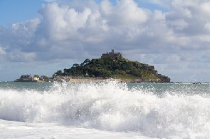 St Michaels Mount, UK walking holidays Cornish Coastal Path National Trail UK Trekking in England