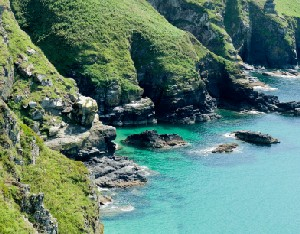 Lizard Point Cornwall SW Coast Path UK National Trail Trekking and Hiking Route