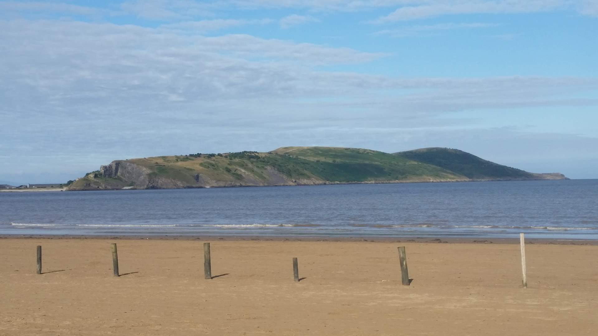 View to Brean Down