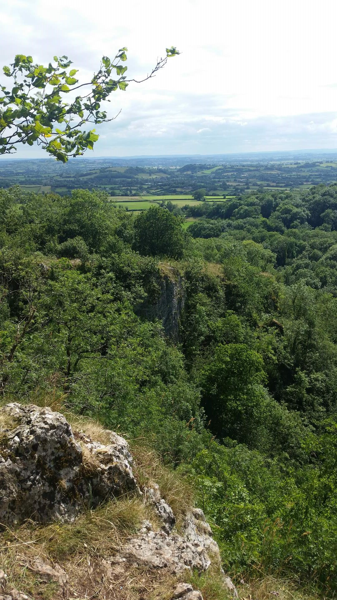 Ebbor Gorge Mendip Way