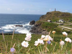 Cape Cornwall South West Coast Path Lands End Way Walking Break