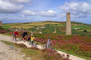 www.cornish-mining.org.uk The Mineral Trails Cycle and walking holiday route