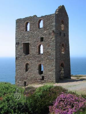 www.cornish-mining.org.uk Wheal Coates Mine Cornwall Walking Holidays