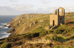 www.cornish-mining.org.uk Wheal Edward Mine Land End Walking Holiday