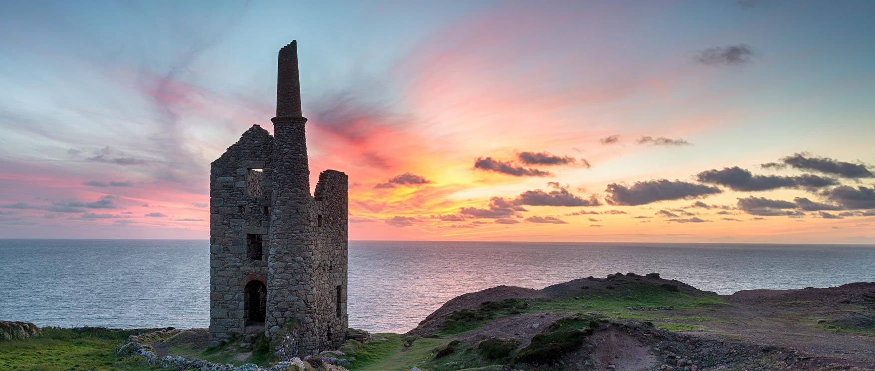 Wheal Owles Mine at Botallack St just