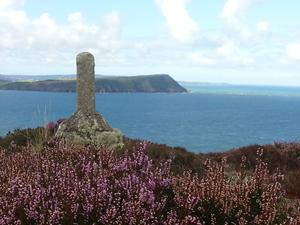 Newport, Wales Coast Path, Pembrokeshire Coastal Path.