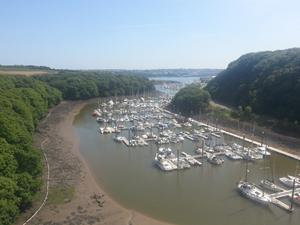 Neyland, Pembrokeshire. Walks in Wales. Holidays and short breaks.