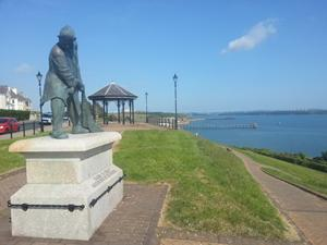 Rath, Milford Haven, Pembrokeshire. Pembrokeshire coast path holidays and short breaks.