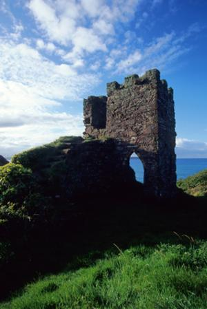 Monk Haven Watchtower, Pembrokeshire Coast National Park.