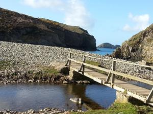 Solva Glacial Valley, Pembrokeshire Coast Path Walking Holidays.