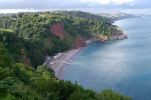 Babbacombe Self Guided Devon Walking Holidays South West Coastal Path Route UK National Trail