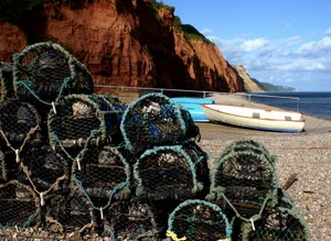 Devon walking Holidays South West Coast Path Jurassic World Heritage Site UK