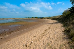 Dawlish Warren South West Coastal Path Devon Trekking Holiday England Distance Footpath