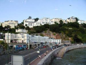 Torquay Harbour South West Coast Path Walking Holidays