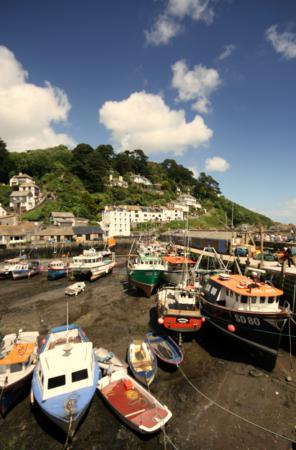 Polperro short breaks, Walking the South West Coast Path, Walking in the Uk