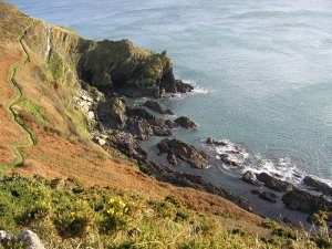 Cornish Coast Path Self Guided Holidays, UK Walking Tours, Long Distance Footpath England