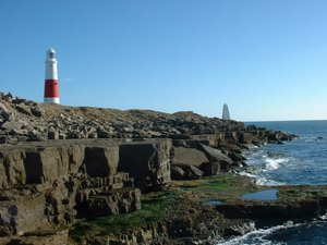 South West Coast Path Walking Holidays - Portland Bill