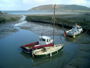 Porlock Weir, The Coleridge Way