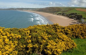 Woolacombe North Devon Coast Path Walking Holidays UK Trekking Routes