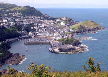 Ilfracombe North Devon Independent Walking Holidays SW Coast Path