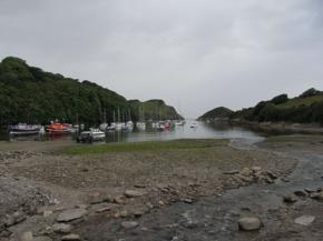 Walking Holidays in Devon Coastal Path Route Watermouth Bay