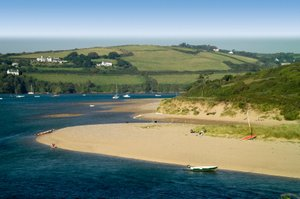 South West Coastal Path Devon, UK Trekking and Hiking Holidays Long Distance Footpath Great Britain
