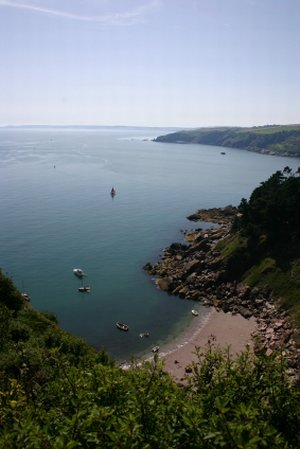 South West Coast Path Devon Self Guided Walking Holidays UK National Hiking Trail
