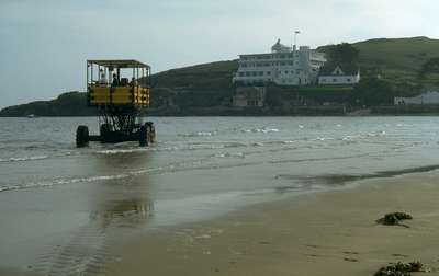 Burgh Island, South Devon Coast Path, Walking Holidays South West